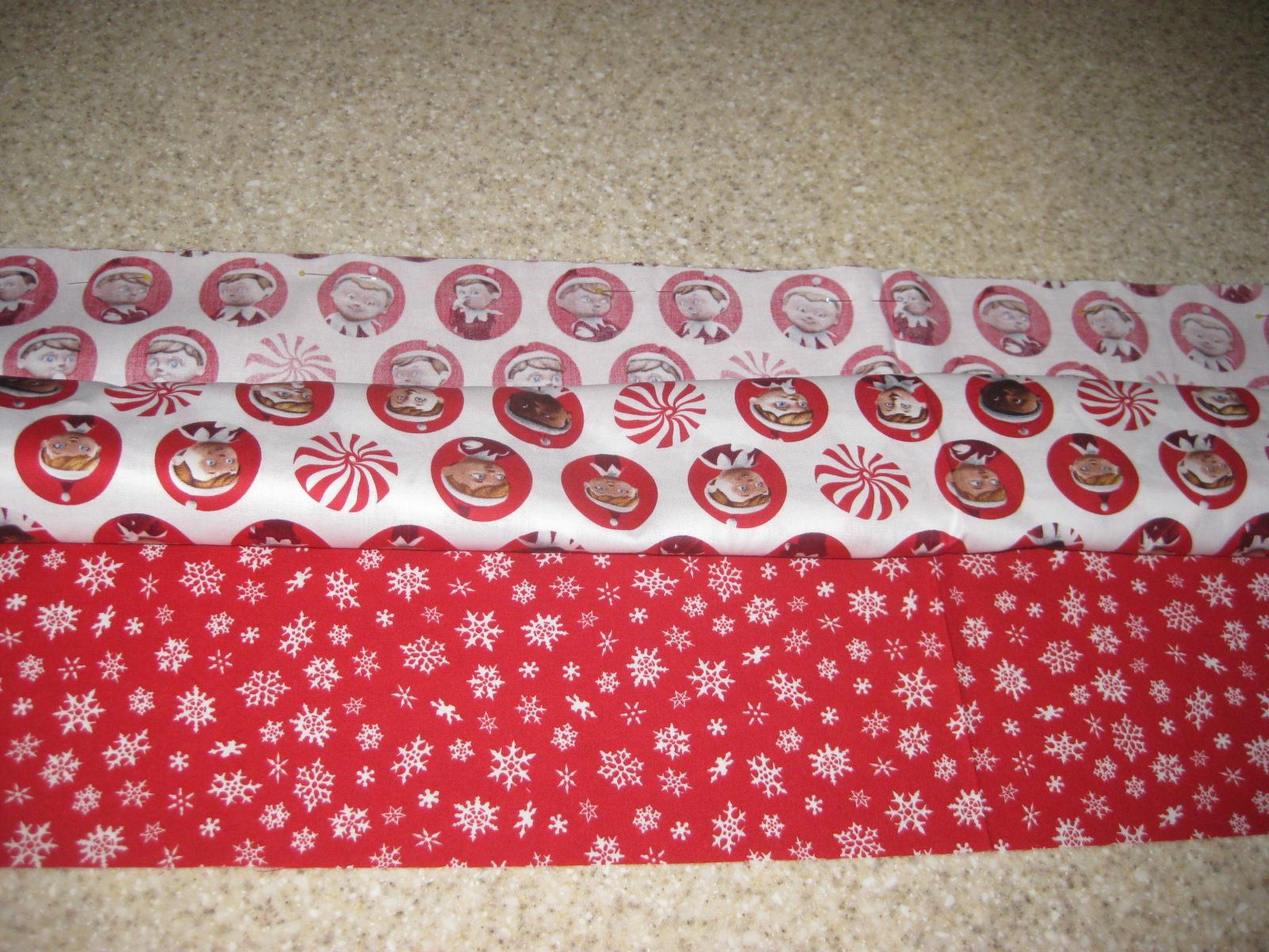 Burrito Pillowcase Method Patches Amp Prints